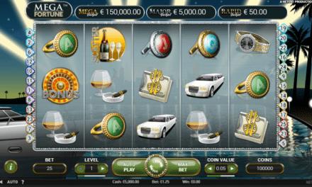 Un joueur suédois remporte un jackpot progressif de 2,6 millions d'euros sur Mega Fortune de NetEnt