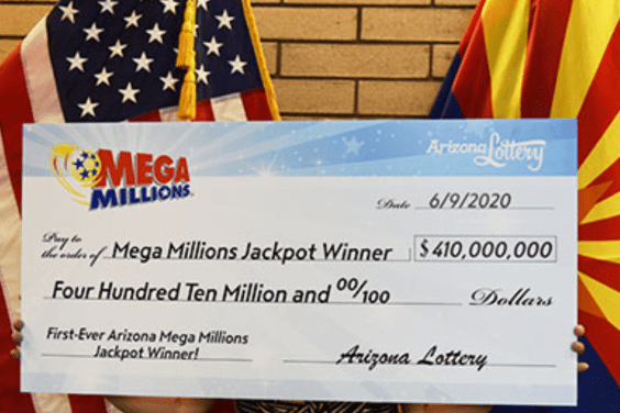 Un couple remporte 410 millions de dollars au Mega Millions en Arizona