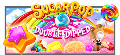 sugarpop 2 machine à sous logo
