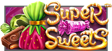 super sweet machine à sous logo