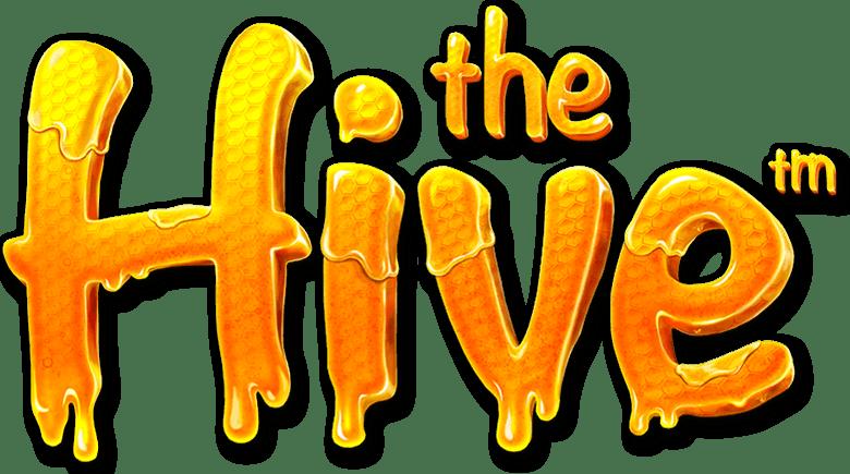 the hive machine à sous logo