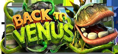 back to venus machine à sous logo
