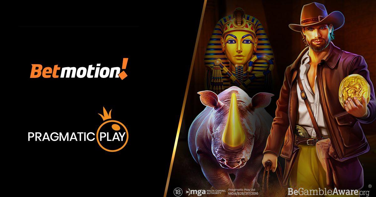 Pragmatic Play s'apprête à conquérir le marché brésilien avec BetMotion