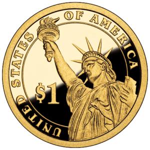 Pièce de monnaie américaine
