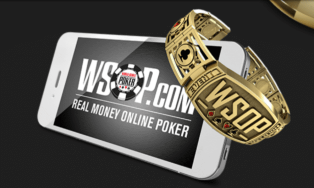 Le tournoi WSOP pour l'Histoire du poker en ligne