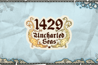 1429 Uncharted Seas machine à sous de thunderkick