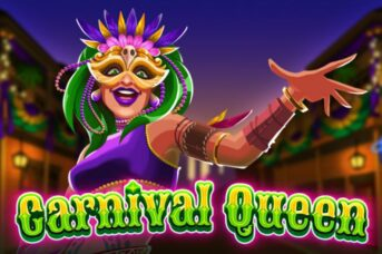 Carnival Queen slot thunderkick