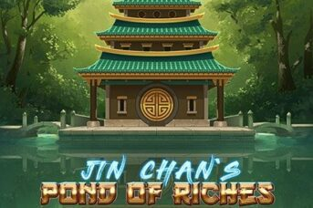 Jin Chan's Pond Of Riches machine à sous en ligne