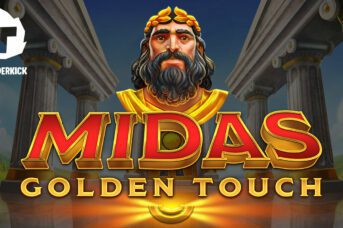 Midas Golden Touch machine à sous