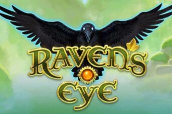 Raven's Eye machine à sous pour jouer au casino