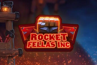 Rocket Fellas Inc machine à sous thunderkick