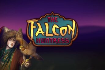 The Falcon Huntress slot thunderkick