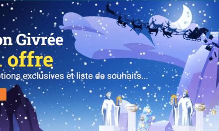Bonus et prix cash à décrocher sur Cresus Casino pour Noël