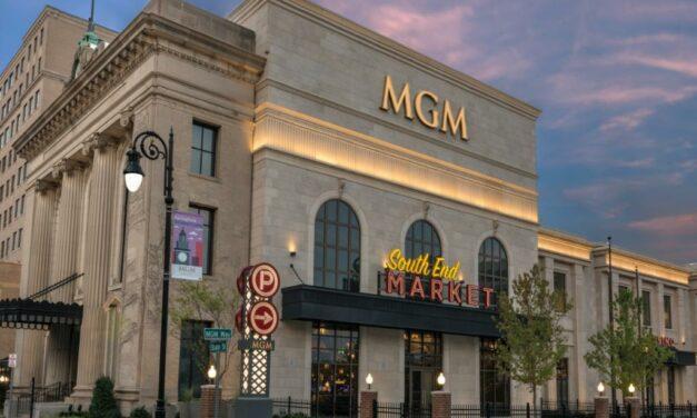 MGM Springfield réalise en novembre le pire mois de son histoire