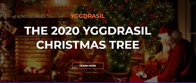 250 000€ à se partager sur la campagne promotionnelle d'Yggdrasil pour Noël