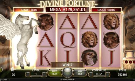 Un joueur indien empoche un jackpot de 143 000€ sur Divine Fortune de NetEnt