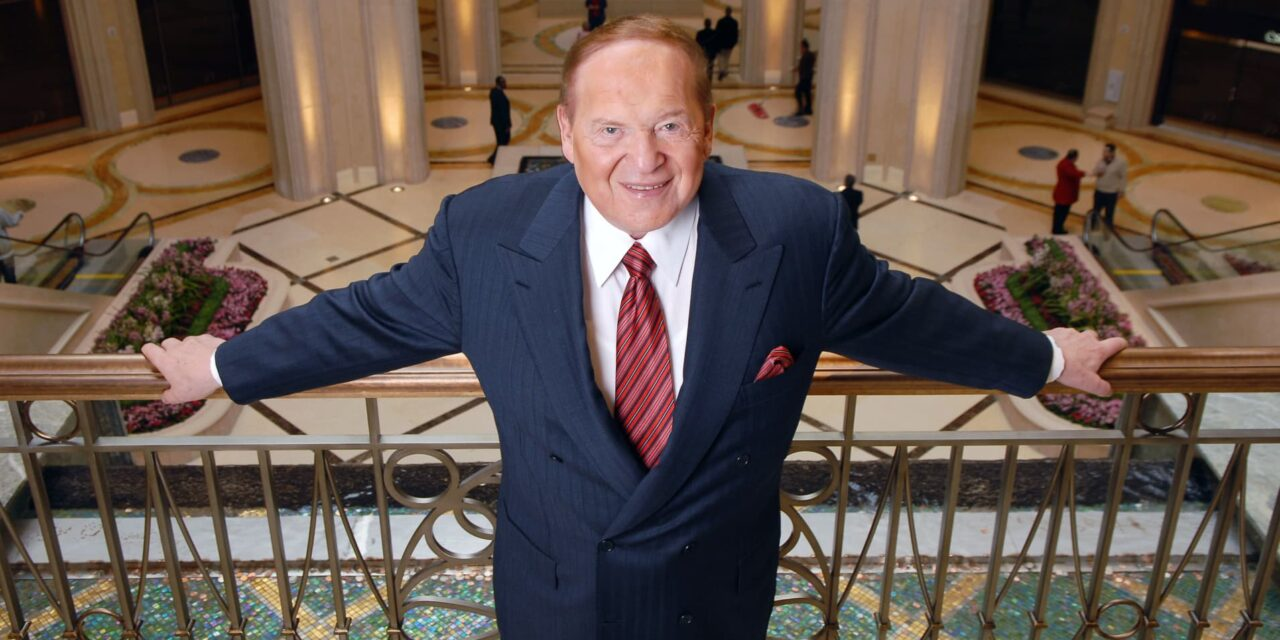 Décès de Sheldon Adelson, fondateur de Las Vegas Sands et donateur du parti Républicain