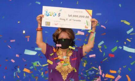 Deng Pravatoudom gagne au loto en jouant avec les numéros que son mari a rêvé