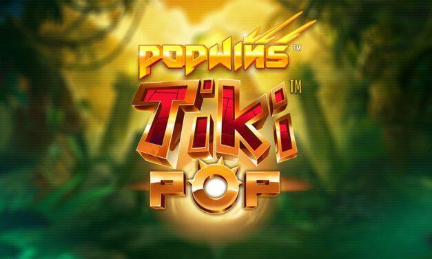 TikiPop, le nouveau slot de la série Popwins d'Yggdrasil, débarque sur les casinos en ligne