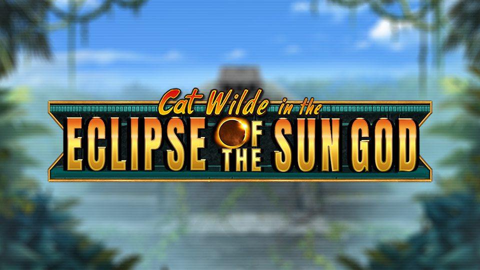 L'héroïne de Play'n Go est de retour dans un nouvel opus: Cat Wilde in the Eclipse of The Sun God