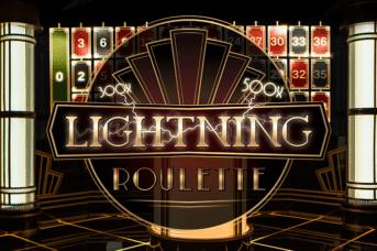 evolution gaming Lightning Roulette logo