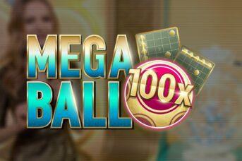 evolution mega ball 100