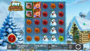 push gaming Fat Santa slot