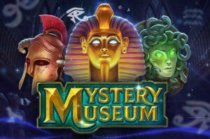 push gaming Mystery Museum