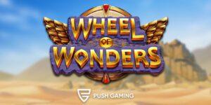 push gaming Wheels of Wonders