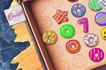 Donut city