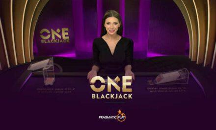 Pragmatic Play continue sa lancée dans les jeux live casino avec One Blackjack