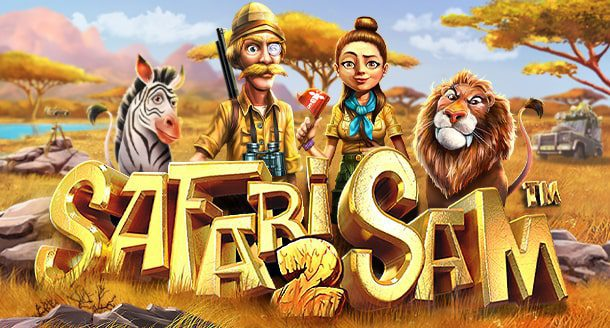Betsoft annonce la sortie de Safari Sam2 pour le 22avril