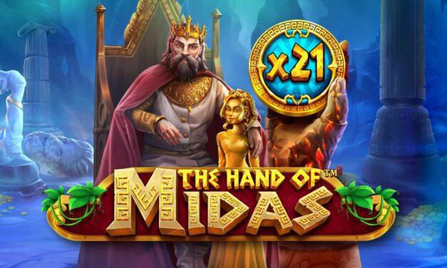 Des streamers décrochent 400 000 euros sur The Hand of Midas