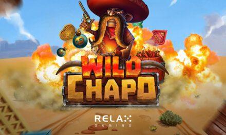 Relax Gaming enflamme les casinos en ligne avec Wild Chapo