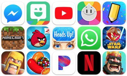 Un jeu pour enfant de l'App Store cache un casino en ligne illégal
