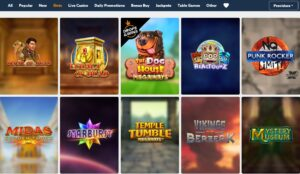 casino Scatters jeux