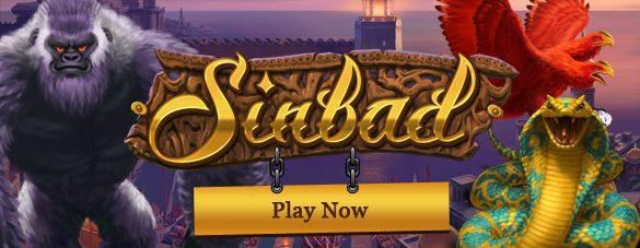 Quickspin conte les aventures de Sinbad dans sa nouvelle machine à sous