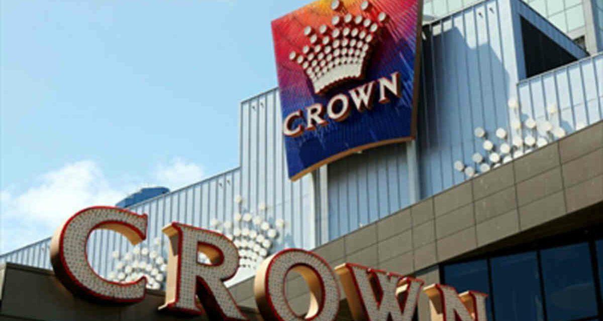 L'ILGA impose une amende de 22,5millions de dollars à Crown Resorts
