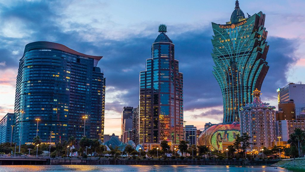 Les revenus des casinos de Macao dépassent la barre du milliard de dollars en avril