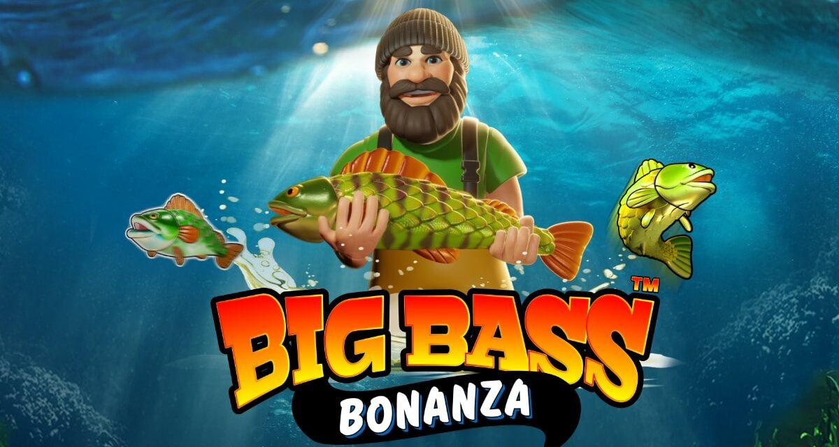 Un joueur de Banzai Slots décroche 504500 € sur Big Bass Bonanza