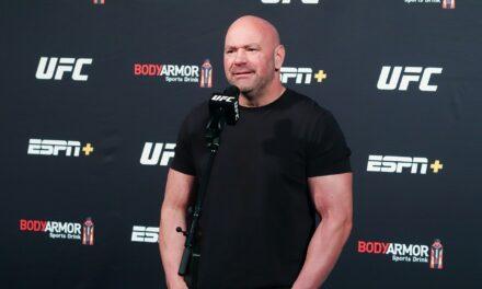 Le président de l'UFC, Dana White, un incomparable joueur de blackjack