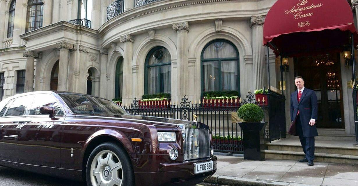 Londres : le prestigieux casino « Les Ambassadeurs » poursuit Yu Songbo