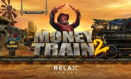 Money Train 2 enregistre un nouveau record de gains de 250 000€