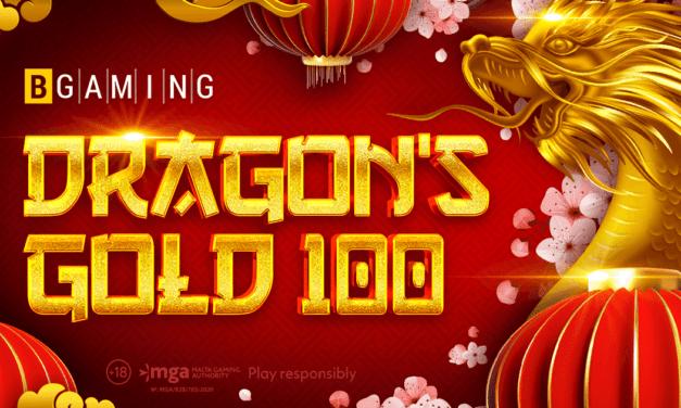 Plus de 20000€ de gains pour un joueur sur Dragon's Gold 100